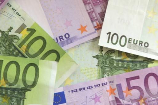 Euro-Scheine Erbschaft