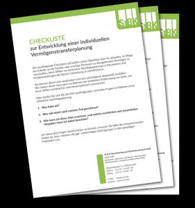 Checkliste Erbberatung