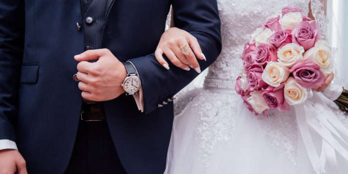 Hochzeit Witwenrente