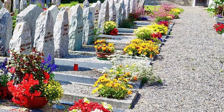 Grabpflege Nachlassverbindlichkeit