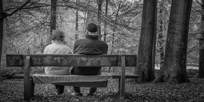 Leibrente Rentner Ehepaar Erbe