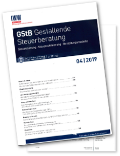 Fachbeitrag: CHECKLISTE: Das Unternehmertestament - IWW - GStB 4/2019